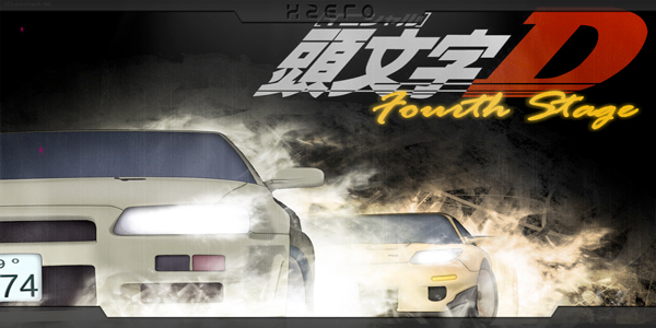 Initial D Fourth Stage Banner - Cuenta VIP