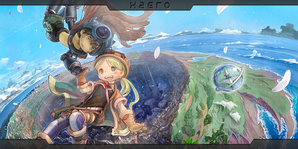 Made in Abyss Manga
