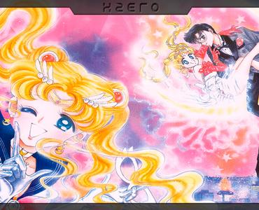 Sailor Moon Manga