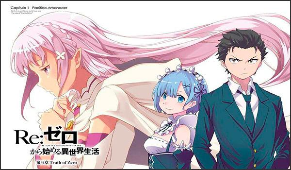 Re Zero kara Hajimeru Isekai Seikatsu Daisanshou Truth of Zero - Re:Zero kara Hajimeru Isekai Seikatsu - Daisanshou - Truth of Zero | Manga | 26/?? | Mega