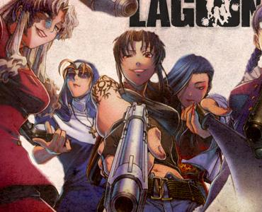 Black Lagoon The Second Barrage