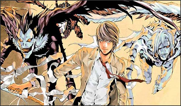 Death Note - Death Note | Manga | 109/109 | Mega