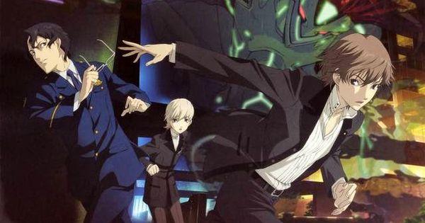 Persona Trinity Soul - Persona -Trinity Soul- | 26/26 | HD | 480p | Mega / 1fichier / Google