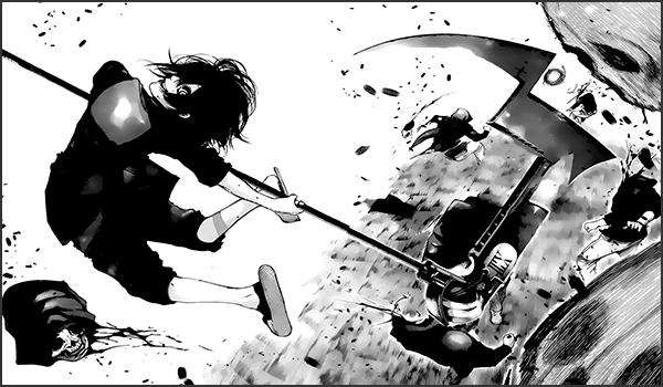Tokyo Ghoul Joker - Tokyo Ghoul Joker | Manga | 1/1 | Mega