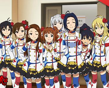 The iDOLM@STER Movie: Kagayaki no Mukougawa e!