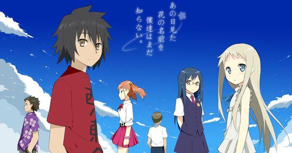 Ver Online Ano Hi Mita Hana no Namae wo Bokutachi wa Mada Shiranai