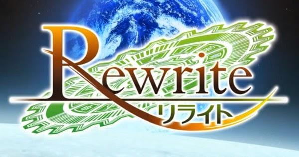 Rewrite - Rewrite | Sub Español | HD 720p | Mega / Uptobox / 1Fichier