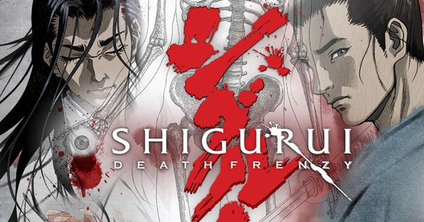 Shigurui Death Frenzy - Shigurui: Death Frenzy | Sub Español | HD 720p | Mega / Uptobox / 1Fichier