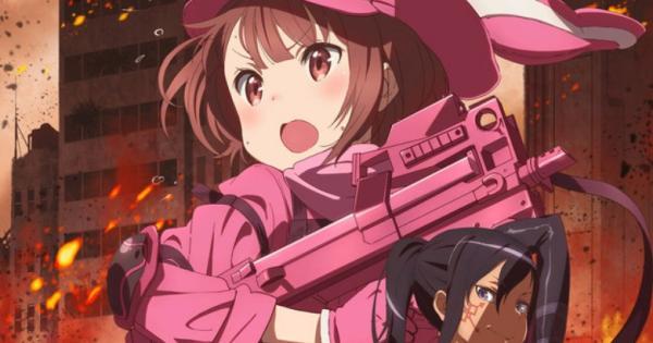 Ver Online Sword Art Online Alternative: Gun Gale Online