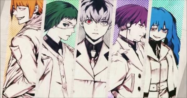 Ver Online Tokyo Ghoul:re