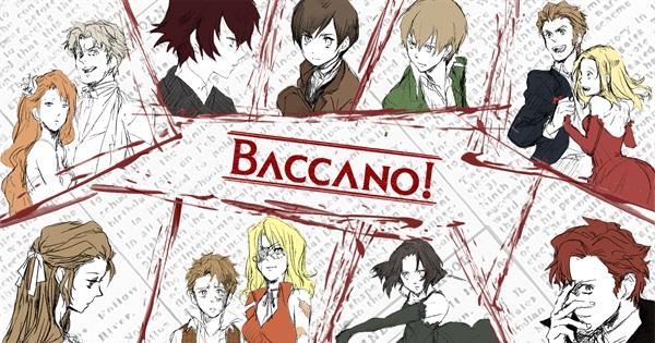 Ver Online Baccano!