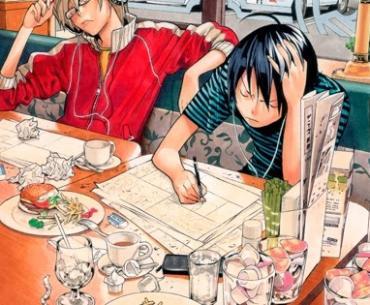 Bakuman. Manga