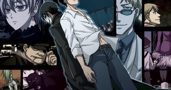 Ver Online Darker than Black: Kuro no Keiyakusha