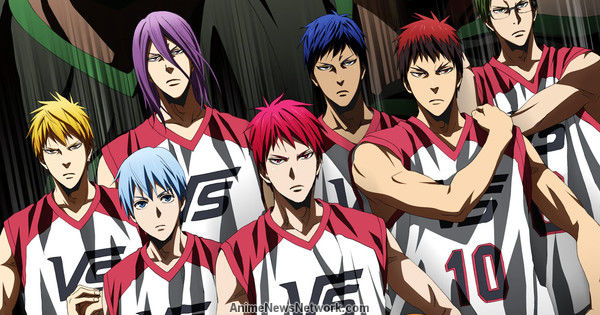 Kuroko no Basket 3rd Season - Últimos Animes y Mangas