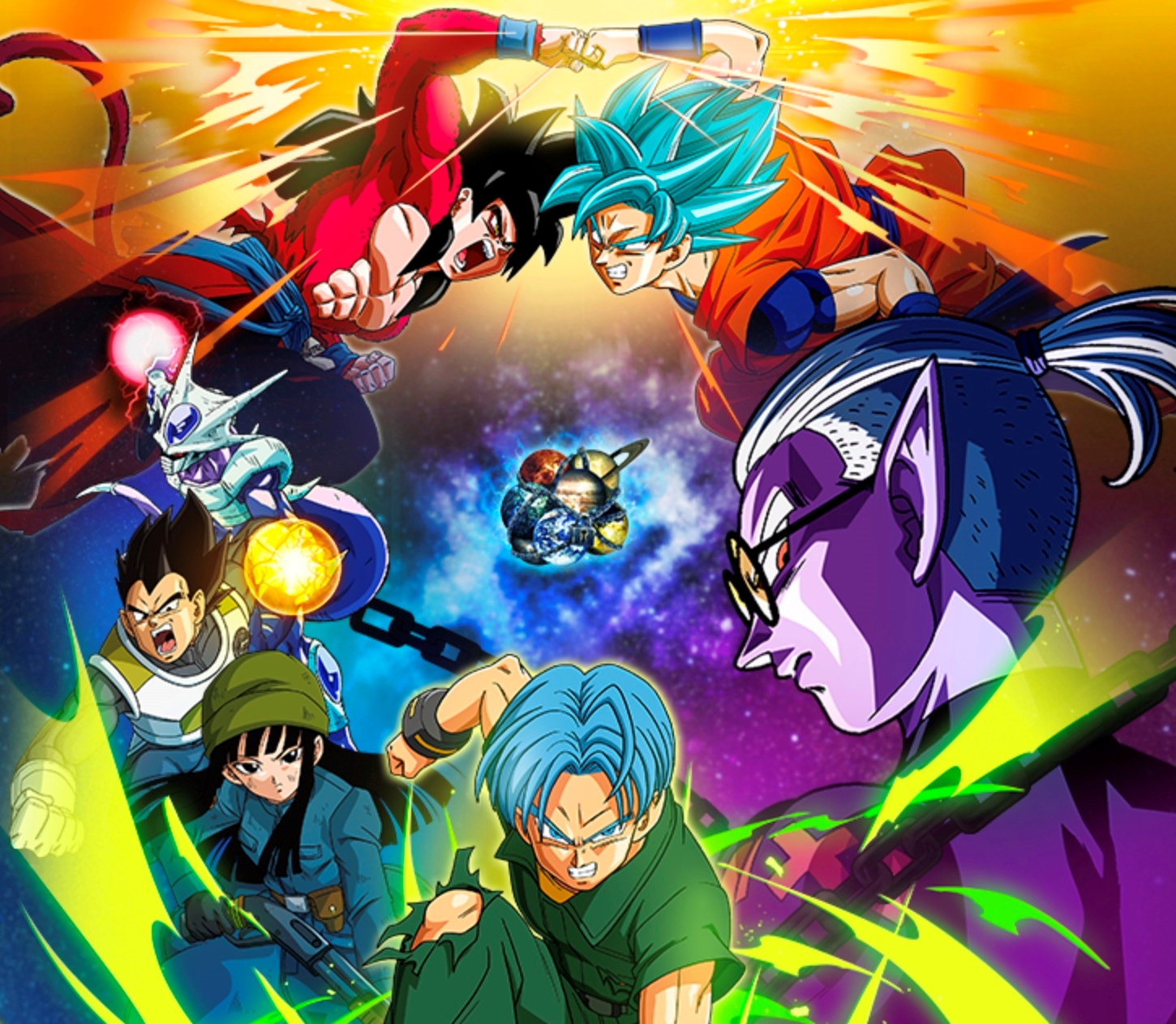 Ver Online Super Dragon Ball Heroes