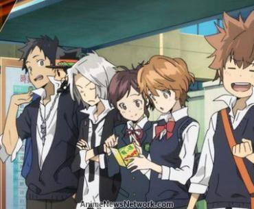 Katekyo Hitman Reborn! Manga